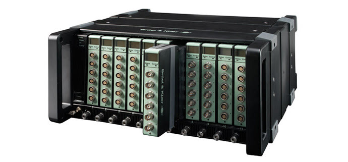 2008 - LAN-XI, a revolution in modular data acquisition hardware and the fifth generation of PULSE hardware, is released
