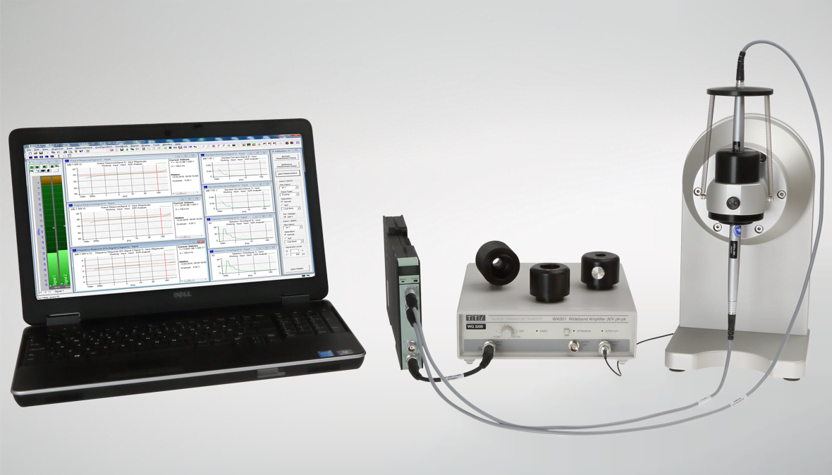TYPE 9757 Low Frequency Calibration System