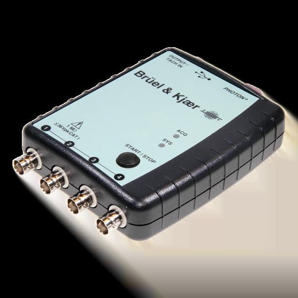 Data Acquisition Hardware : Photon dynamic signal analyzer brüel kjær sound