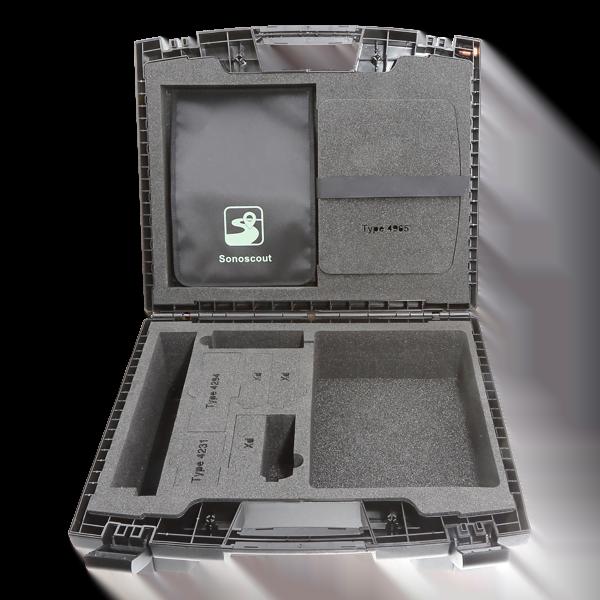 Data Acquisition Hardware : Sonoscout case