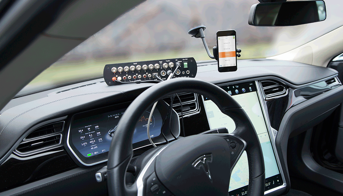 VSound is a sound generation system for vehicles