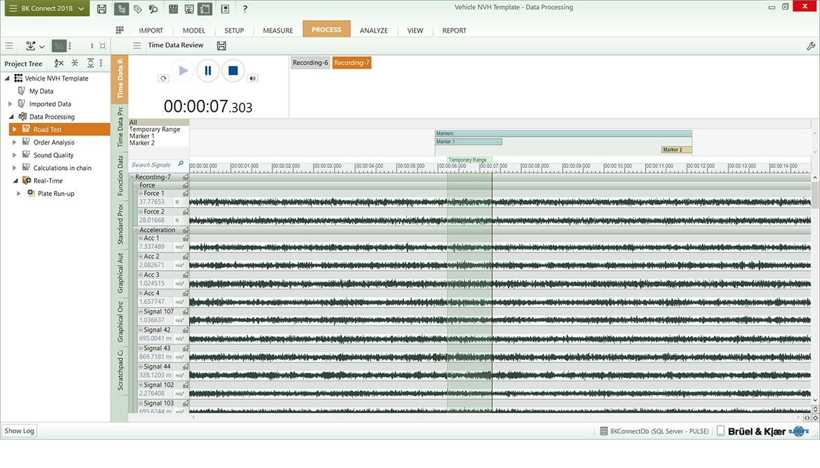 BK Connect Time Data Recorder Type 8402 – Brüel & Kjær Sound