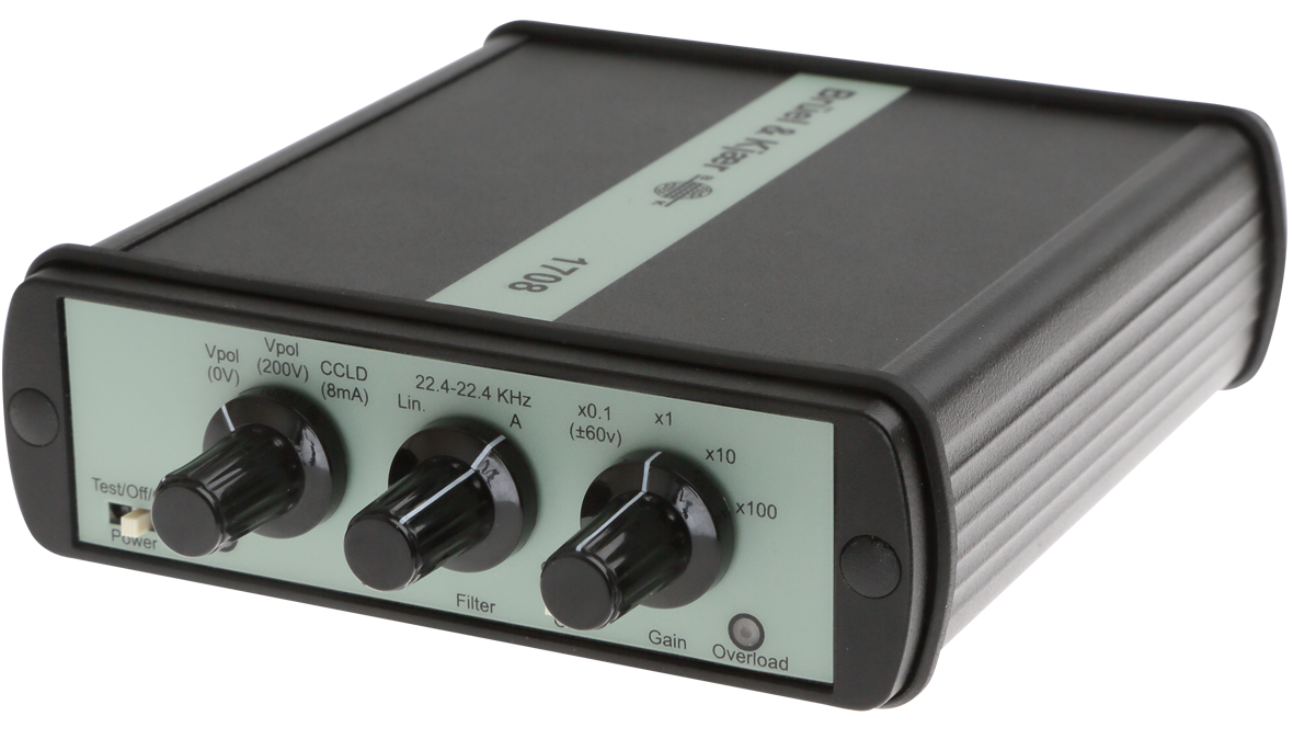 Signal Conditioner Type 1708