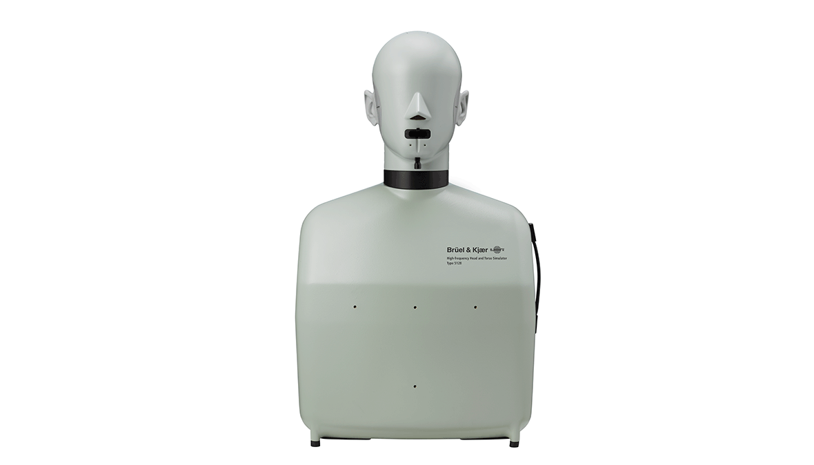 Type 5128 - High-frequency head and torso simulator