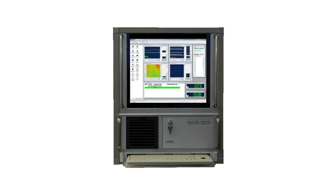DISCOM NVH Analysis Systems for end-of-line component and product testing