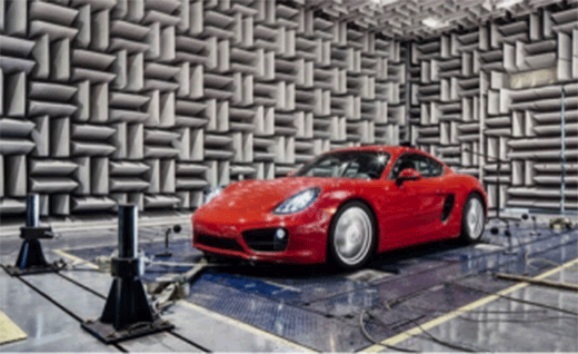 Diagnostics of noise and vibration issues in a large chassis dynamometer installation