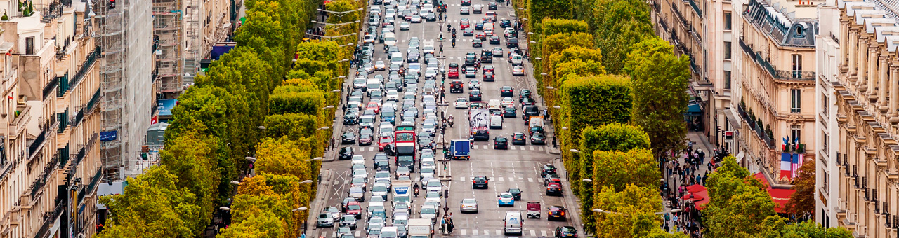 The big noise in Europe: New laws and standards shaping traffic