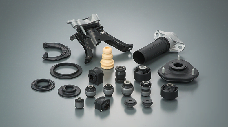 Anti-vibration rubber products