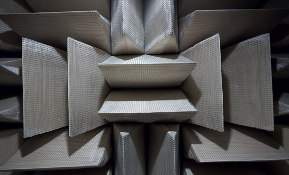 The world's quietest room is just one chamber within Building 87