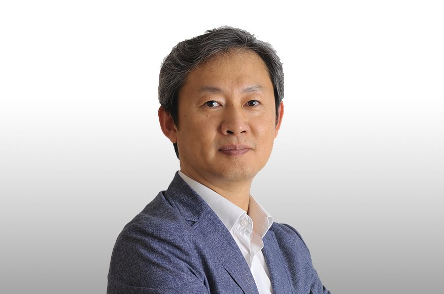 Dr Dong Chul Park, research fellow at HMC