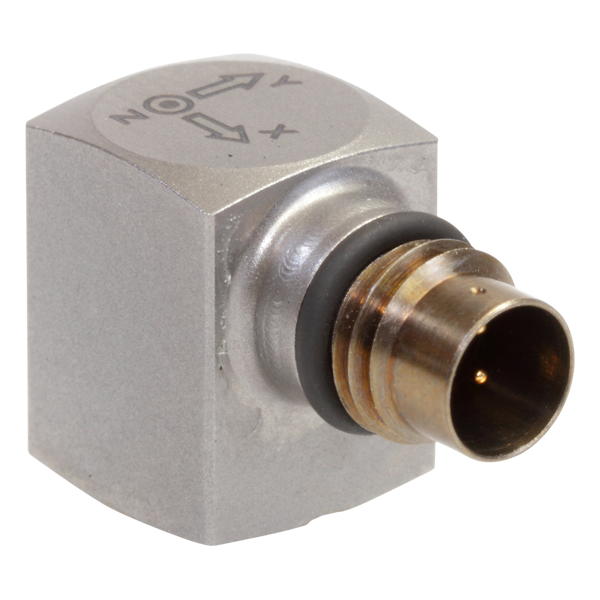 Miniature cubic triaxial IEPE accelerometer - Type 4520-004