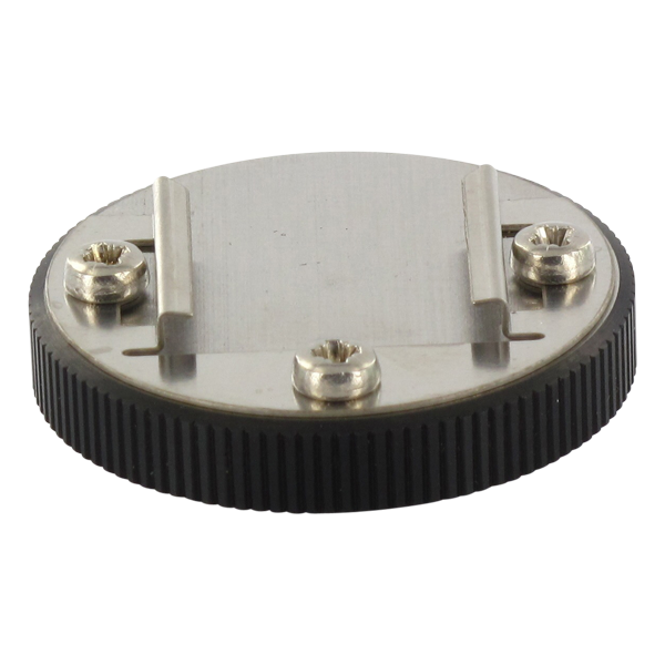 DV-0460: Calibration clip for mounting accelerometers under during calibration