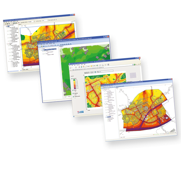 analyst environmental noise odour and air quality analysis software