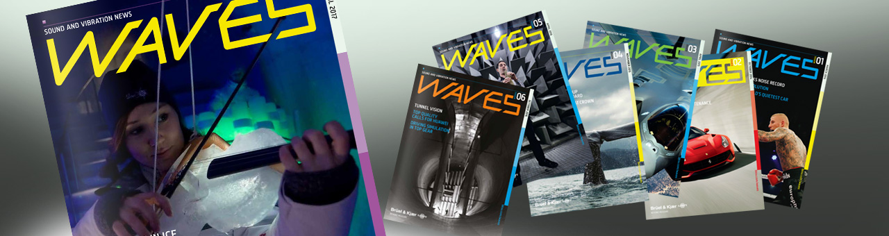 Subscribe to Waves